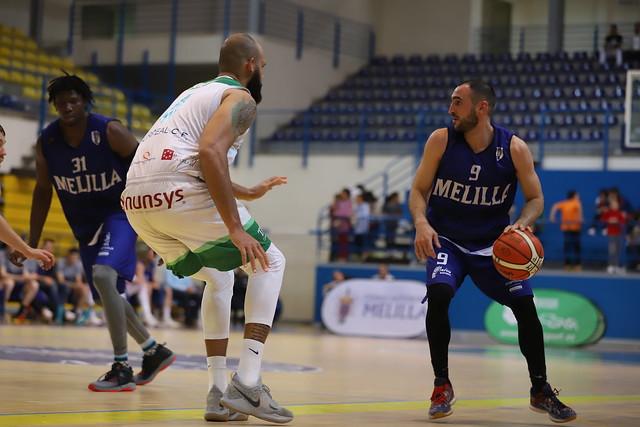 PLAYOFFS | Cuartos de Final - Partido 1 (Club Melilla Baloncesto - TAU Castelló)