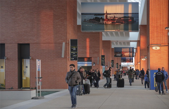 airport water bus terminal
