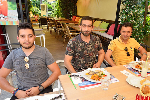 Murat Türkyılmaz, Ahmet Kutlay, Hasan Uysal.