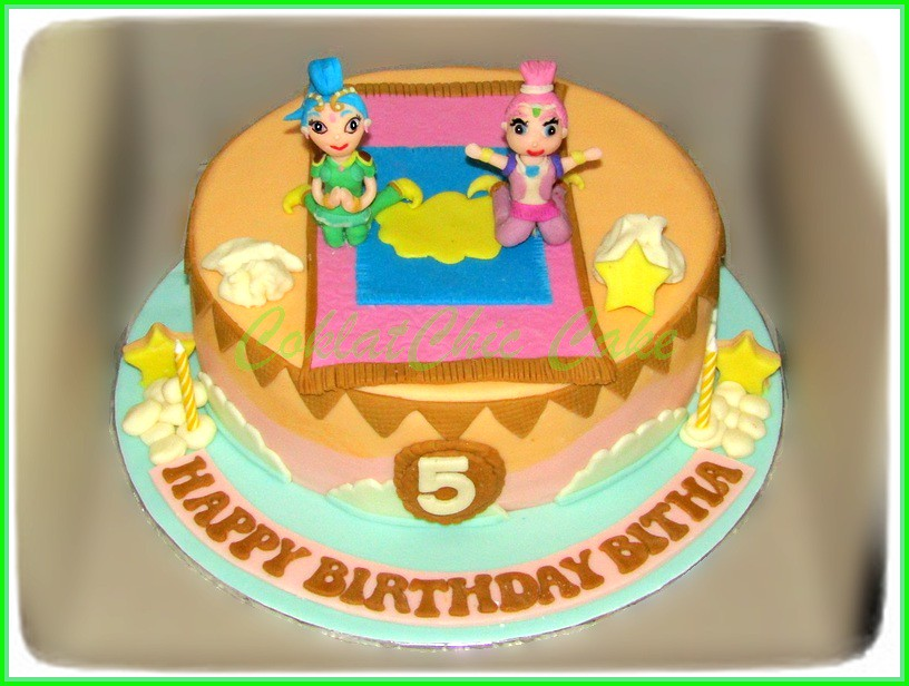 Cake Shimer & Shine BITHA 22 cm