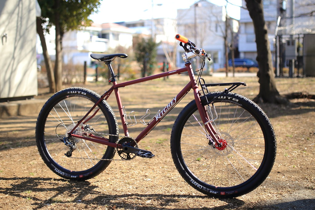 *RITCHEY* ascent