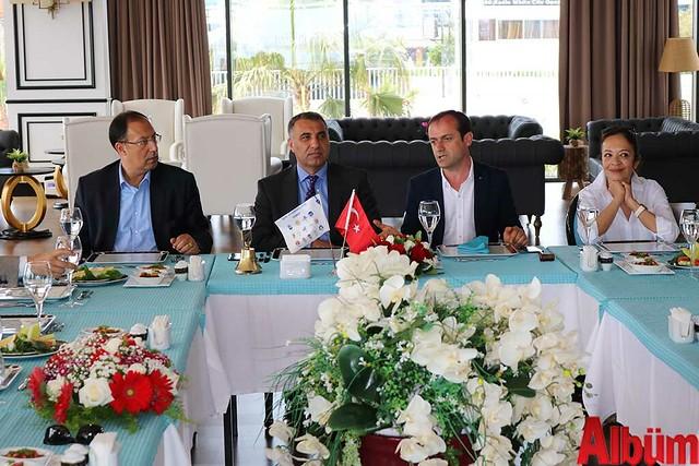 Burhan Sili, Mustafa Harputlu, Mehmet Nedanlı, Gülçin Güner