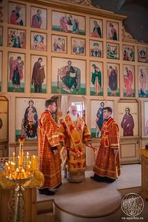 Божественная литургия 610