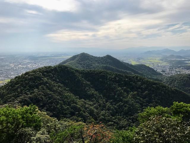 八木山から双子山、愛宕山