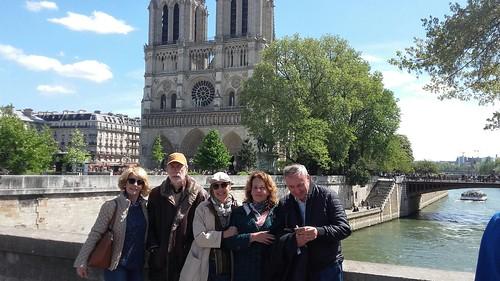 Turismo por Paris (France) 2018
