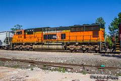 PRLX 236   EMD SD75M   CN Memphis Subdivision