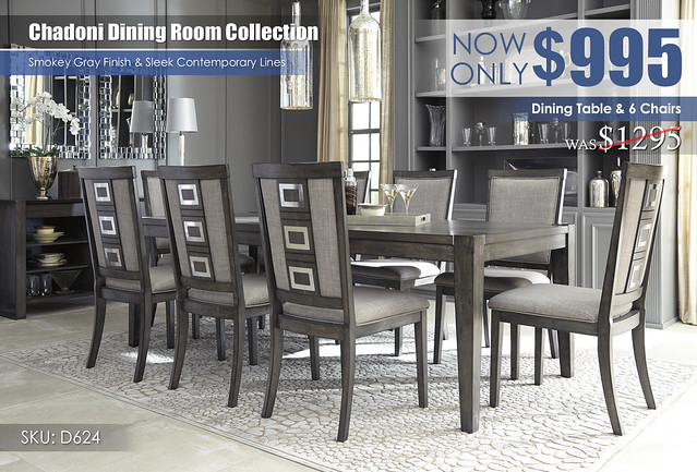 Chadoni Dining Room Collection D624_Update