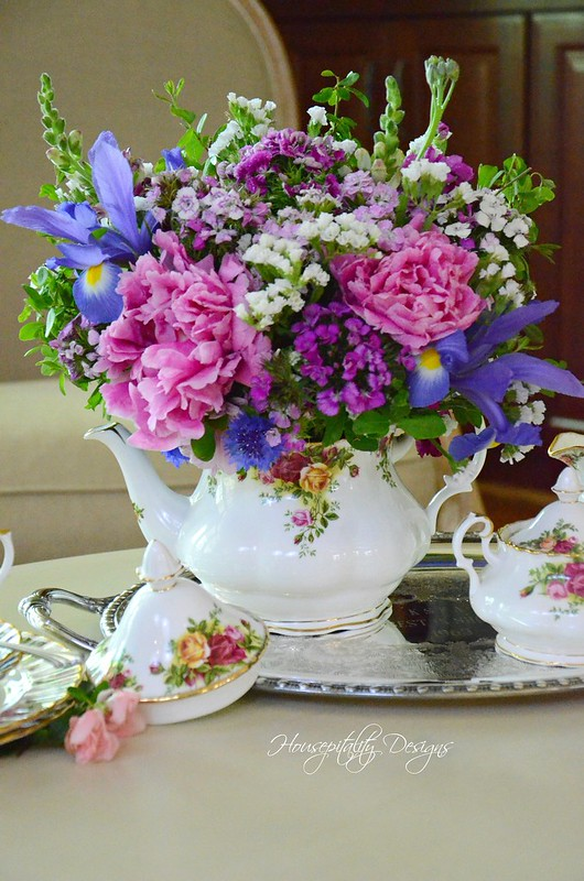 Teapot Arrangement-Housepitality Designs-7
