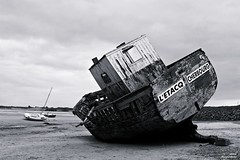 Epaves de bateaux