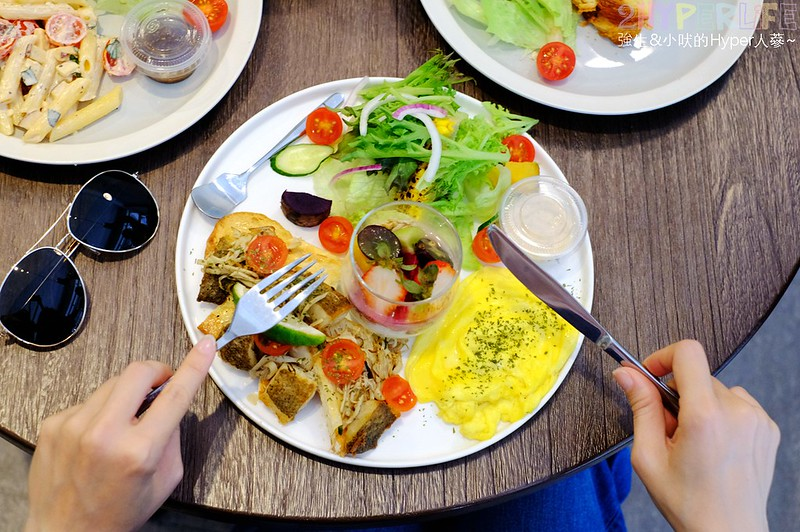 奎克咖啡公益店-餐點 (2)