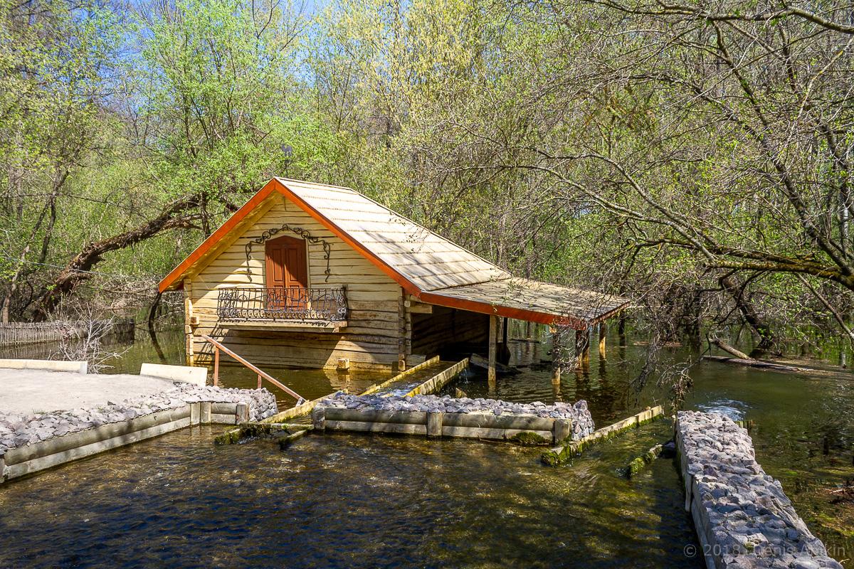 Водяная мельница Колодежное фото 12