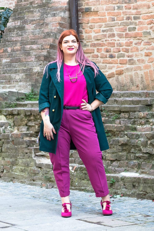 Outfit plus size negozio Mondo Curvy Savona (9)