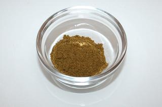 09 - Zutat Kreuzkümmel / Ingredient cumin