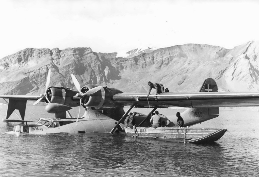 Consolidated PBY-5A Catalina 856. Greenland, 01-08-1951