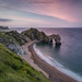 Sunrise at Durdle Door, 11.05.2018