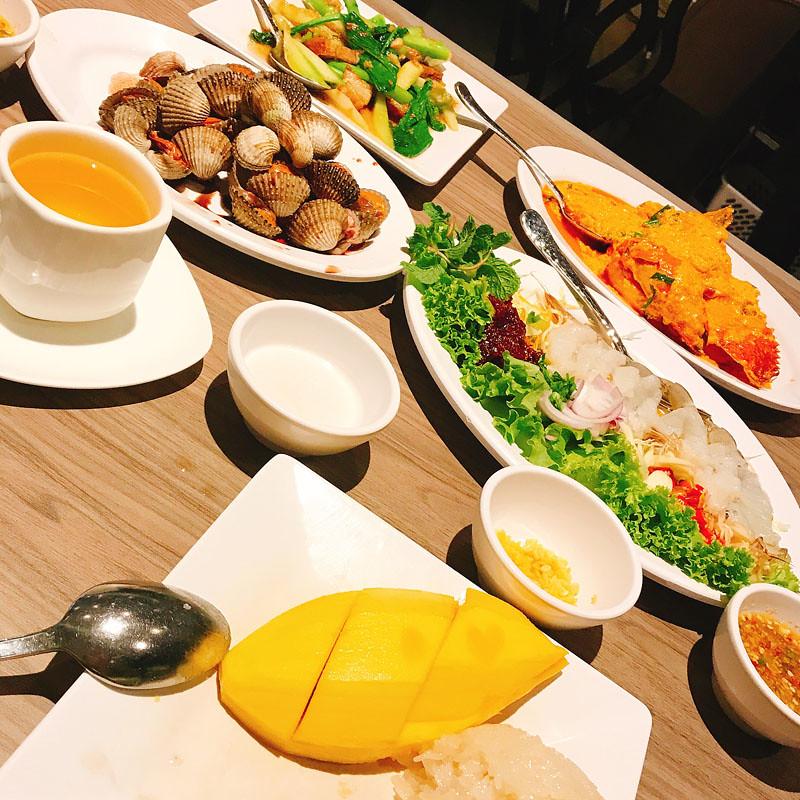 建興酒家,連泰國人也愛的海鮮餐廳