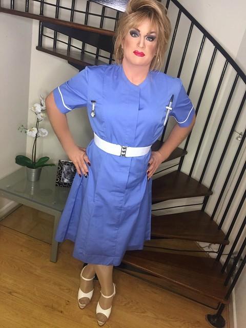 Nurse K again!