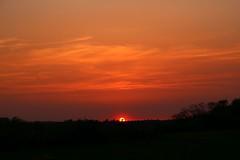 Sonnenuntergang Egelsberg