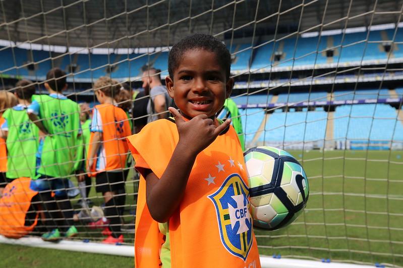 Festival de Futebol - CBF Social em Porto Alegre
