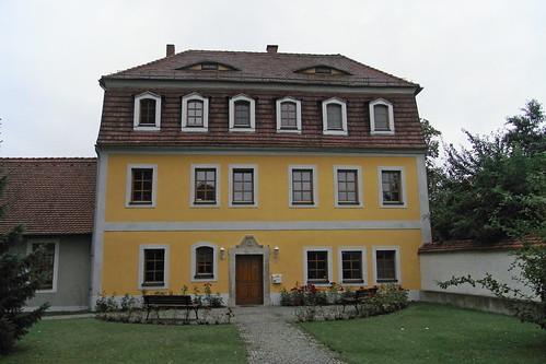 20100828 005 0108 Jakobus Strehla Hausfassade