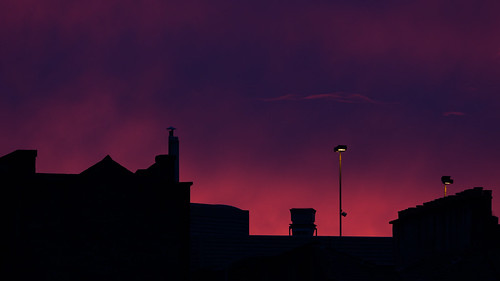 sunset purple morado light luz ocaso sky limerick ireland irlanda eire 2018 may canon canonistas 60d 55250 panorama panoramic colours color colour