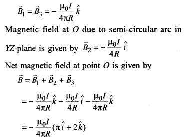 NEET AIPMT Physics Chapter Wise Solutions - Moving Charges and Magnetism explanation 3.1