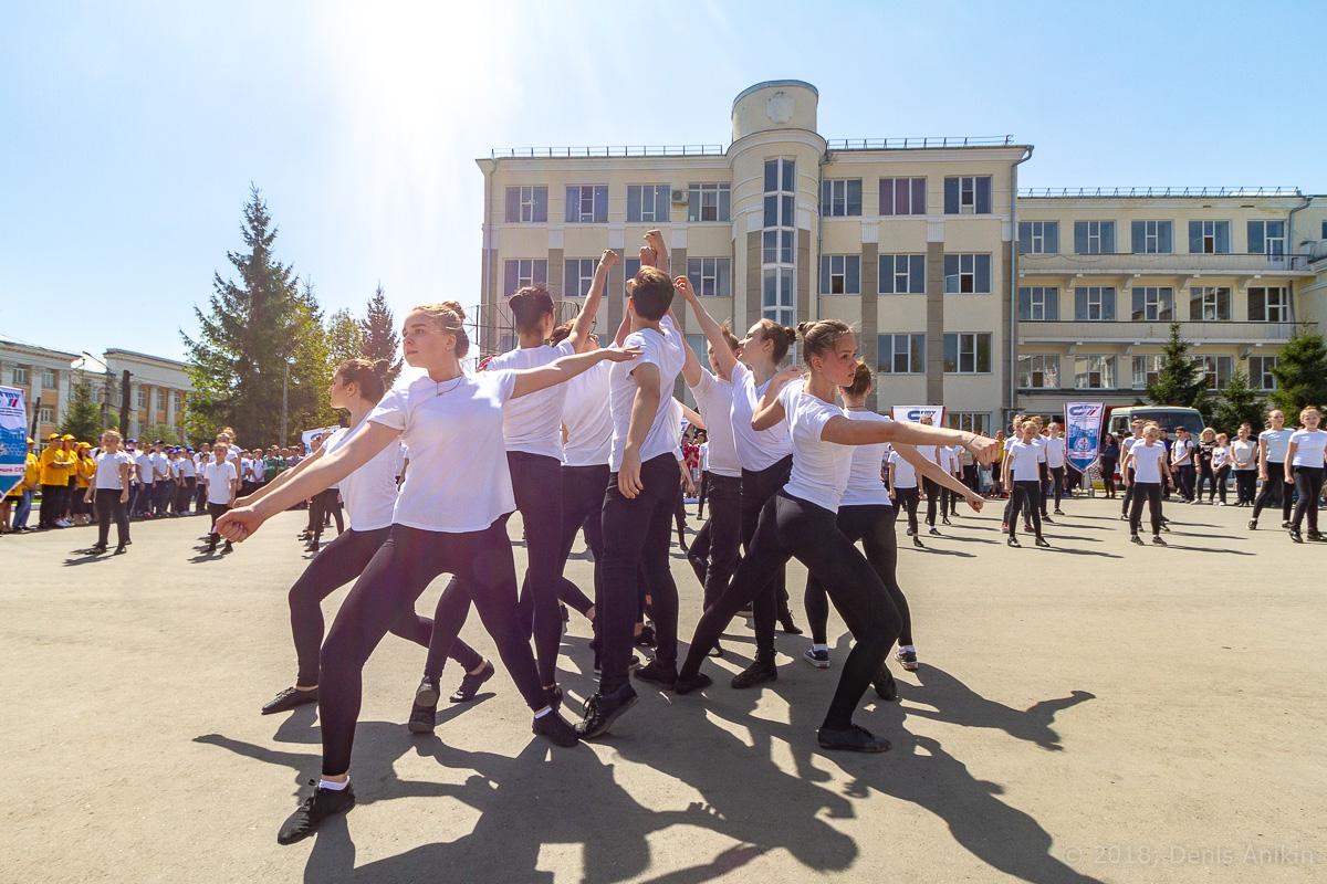 Фестиваль Здоровая Альтернатива СГТУ фото 5