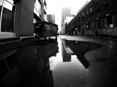 Griffintown Reflections