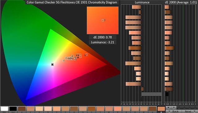 ColorChecker_Fleshtones