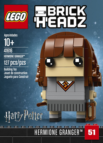 41616 - Hermione Granger - Box Front