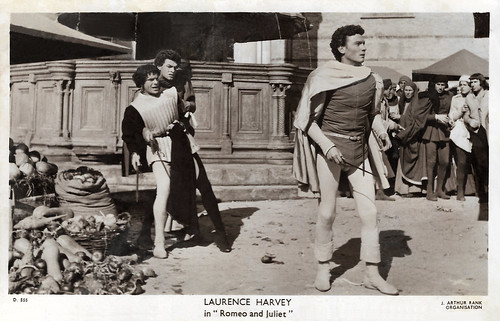 Laurence Harvey in Romeo and Juliet (1954)