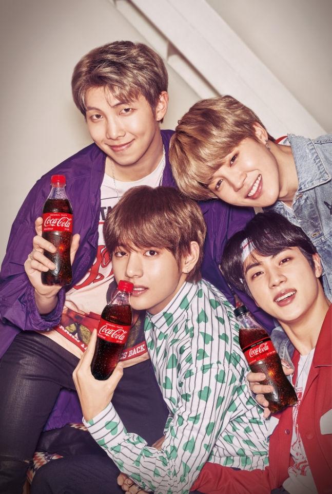 Picture Bts X Coca Cola 2018 Fifa World Cup Rusia 180521