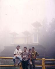 Perbatasan Jawa timur dan Tengah- Cemoro Kandang - Cemoro Sewu