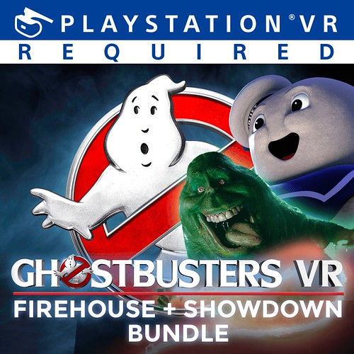 GHOSTBUSTERS VR: FIREHOUSE + SHOWDOWN BUNDLE