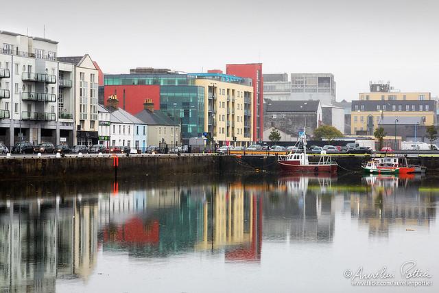 Galway, Les Docks