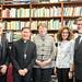 Cardinal Luis Antonio Tagle, President of CARITAS Internationalis visits School of Diplomacy