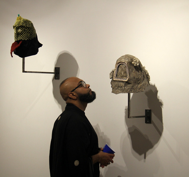 RU Exhibition: Fugitive Designs: Debora Hirsch, Gustavo Speridião, Ramyar Vala, and Alisha Wessler