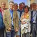 Wed 23 May 18: the three new HIOP Lib Dem councillors at their...