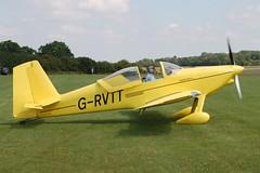 G-RVTT Vans RV-7 (PFA 323-13852) Popham 080810