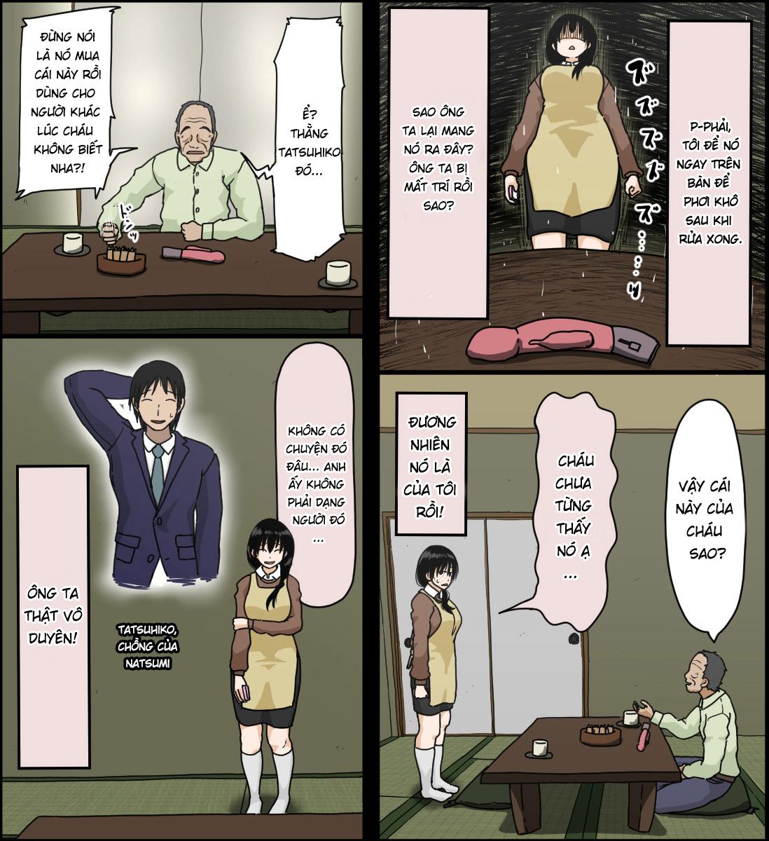 HentaiVN.net - Ảnh 5 - Sasaki Natsumi no Shikyuu ga Ochita Hi - 佐々木夏実の子宮が堕ちた日 - Full ( gộp 3 chap )