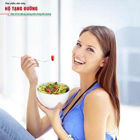 Người tiểu đường nên ăn nhiều trái cây, rau và ngũ cốc