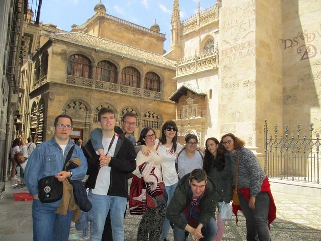 2º Viaje a Granada (4 a 6 de mayo de 2018)