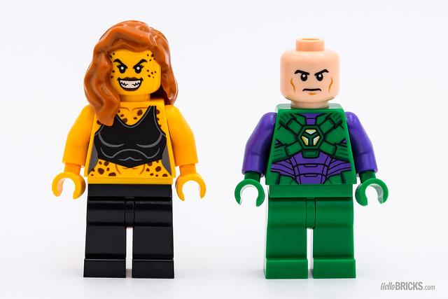 REVIEW LEGO 76097 Lex Luthor Mech Takedown
