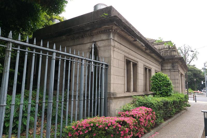 博物館動物園駅跡