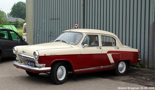 GAZ-21 1964