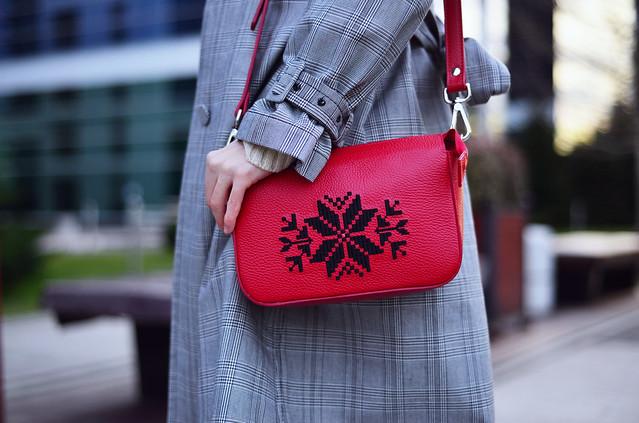 Iutta Red Bag