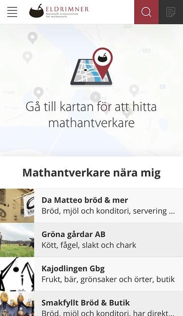 Mathantverk app