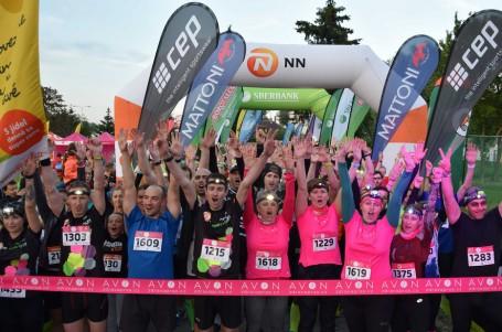 NN Night Run v Brně běželo na osmnáct stovek běžců