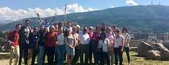 201705 - Balkans - Group Photo with Alumns, Skopje Citadel - 101 of 101 - Skopje - Sopishte, May 29, 2017