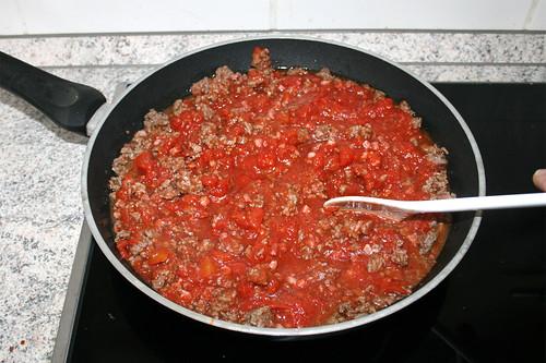 22 - Verrühren & aufkochen lassen / Mix & bring to a boil